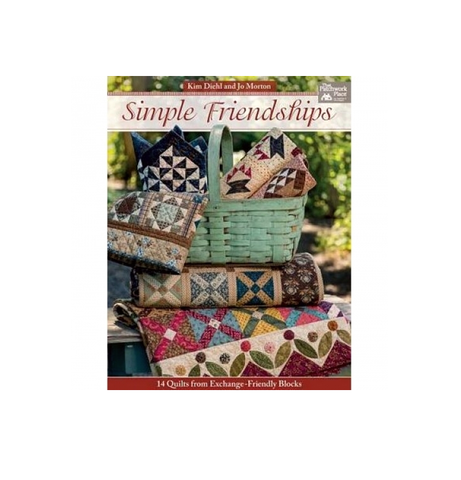 Simple Friendships by Kim Diehl & Jo Morton