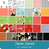 Snow Sweet Jelly Roll