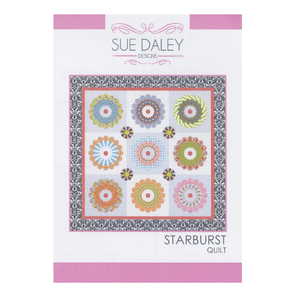 Starburst - English Paper Piecing