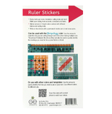 Ruler Stickers by GE