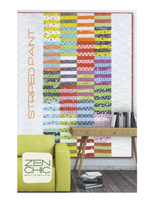 Striped Paint by Zen Chic