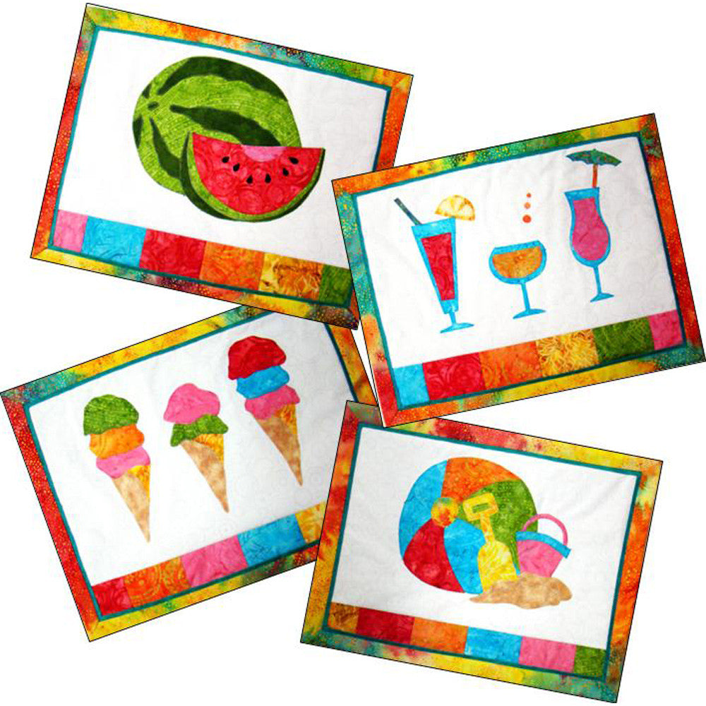 Summer Fun Place Mats
