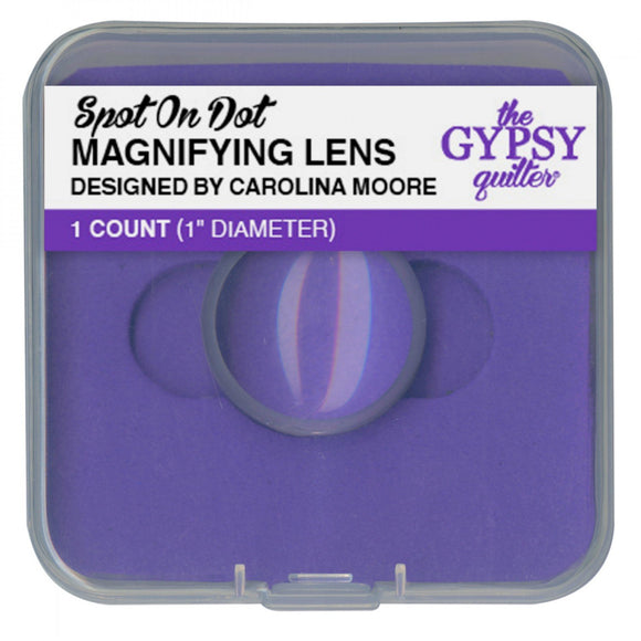 Magnifying Lens by Gypsy