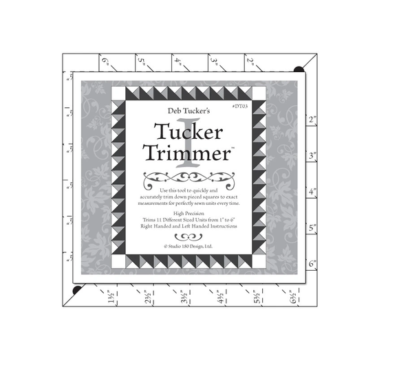 Tucker Trimmers by Deb Tucker