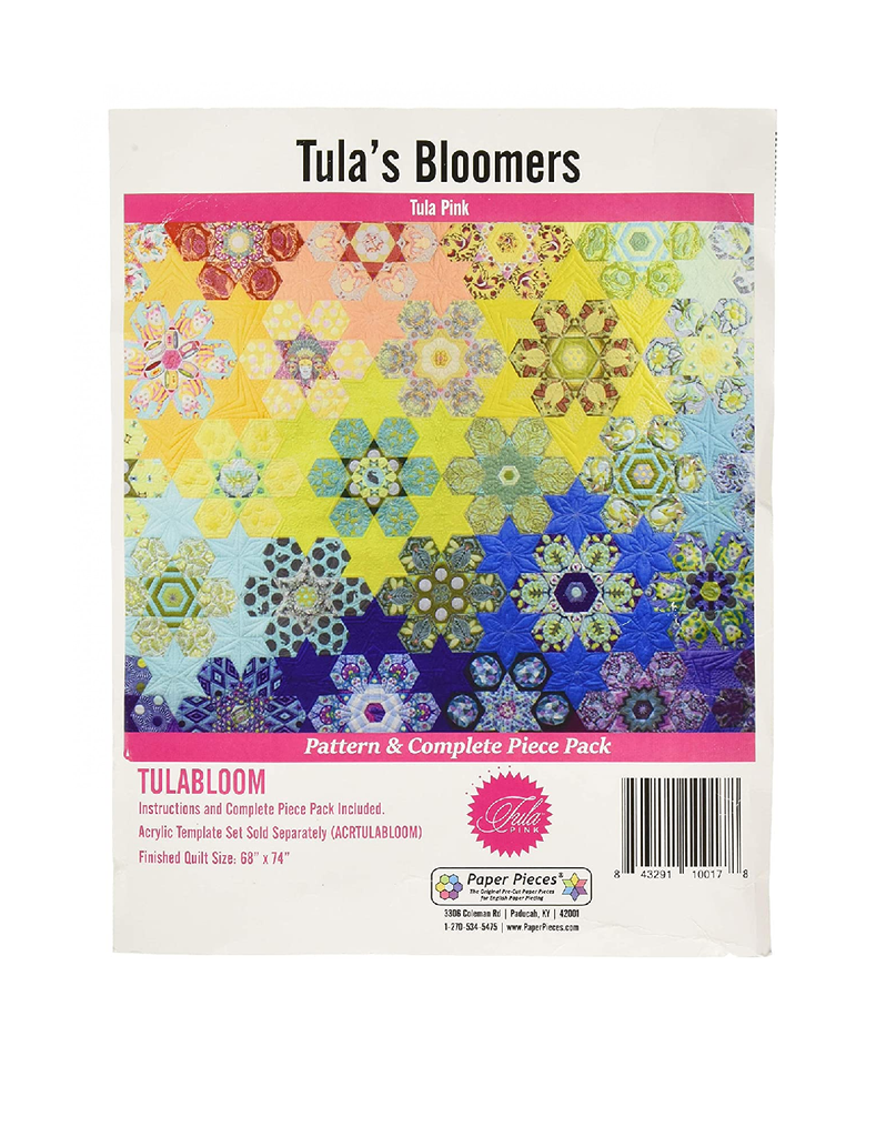 Tula's Bloomers Complete Piece Pack & Pattern