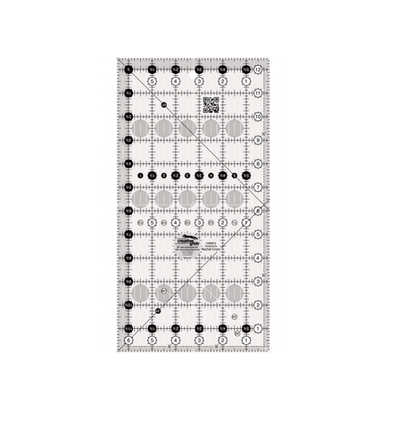 "6.5"" x 12.5"" Ruler by Creative Grids"
