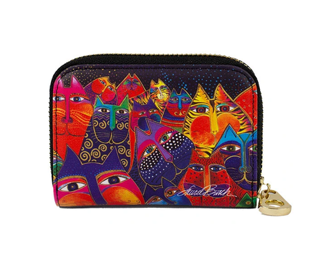 Laurel Burch Cat Wallet