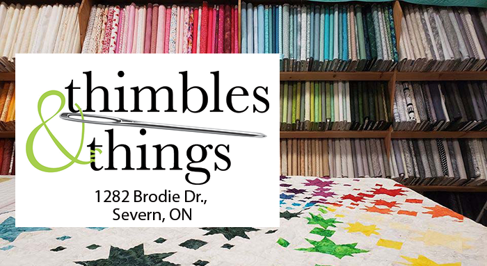 Thimbles and Things Quilt Shop