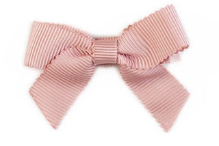 Small Bow Louise - Blush