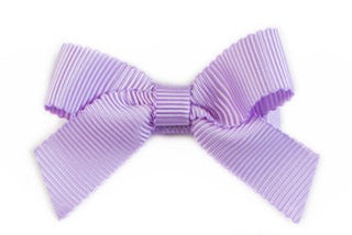 Small Bow Louise - Lavender
