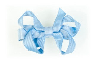 Small French Blue Bow