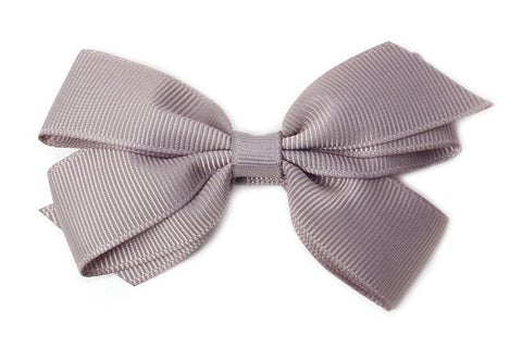 Medium Grey Bow
