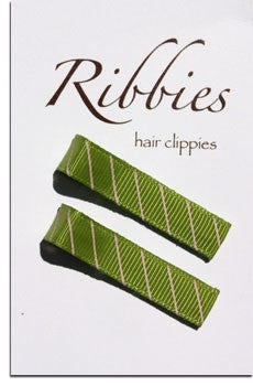 Pair of Sophie Green hairclips