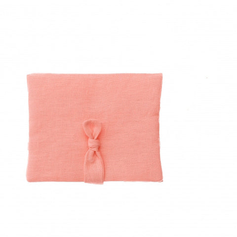 Hair Clips Purse - Light Pink