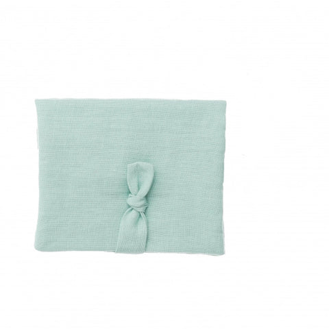 Hair Clips Purse - Aqua
