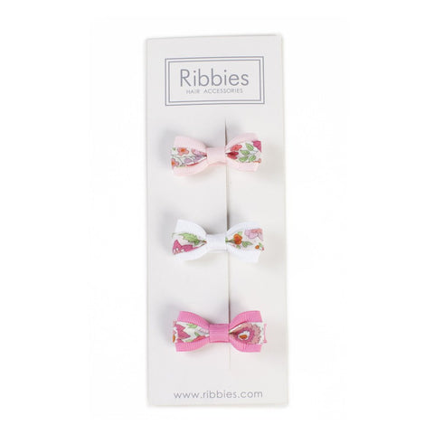 Set of 3 Liberty Bows - D'Anjo