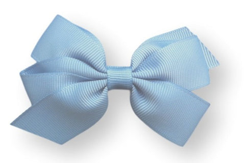 Medium French Blue Bow