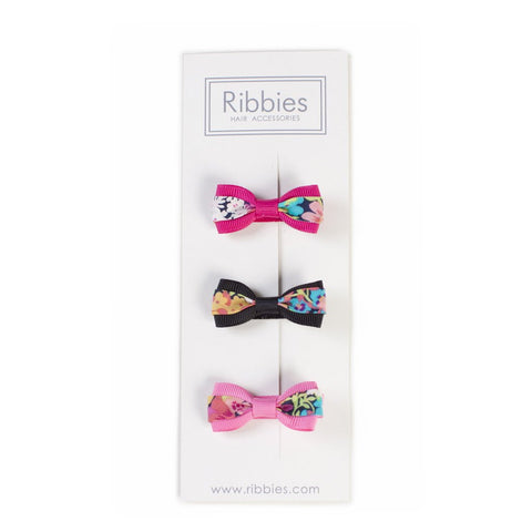 Set of 3 Liberty Bows - Thorpe
