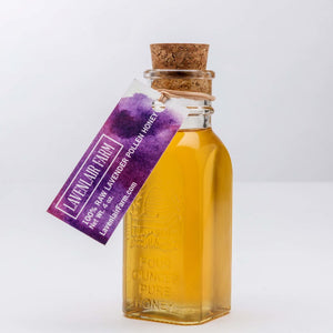 Raw Lavender Pollen Honey