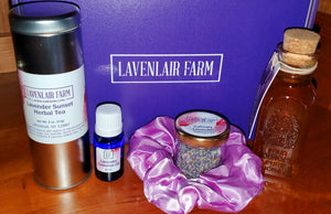 Taste of Lavender Gift Box