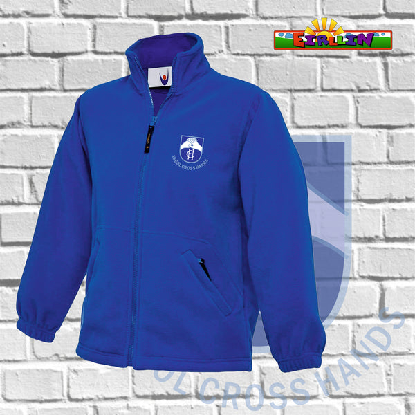 Ysgol Crosshands Fleece Jacket