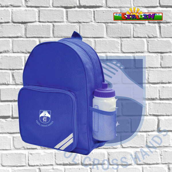 Ysgol Crosshands Infant Backpack