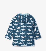 Hatley Great White Sharks Colour Changing Splash Jacket