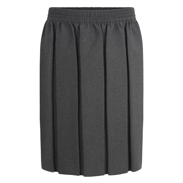 Zeco Skirt Box Pleat - Grey