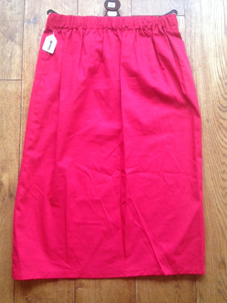 Dydd Gwyl Dewi Long Red Skirt St Davids Day