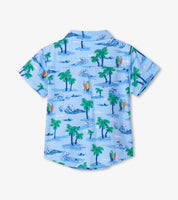 Hatley Hawaiian Tropics Button Down Shirt