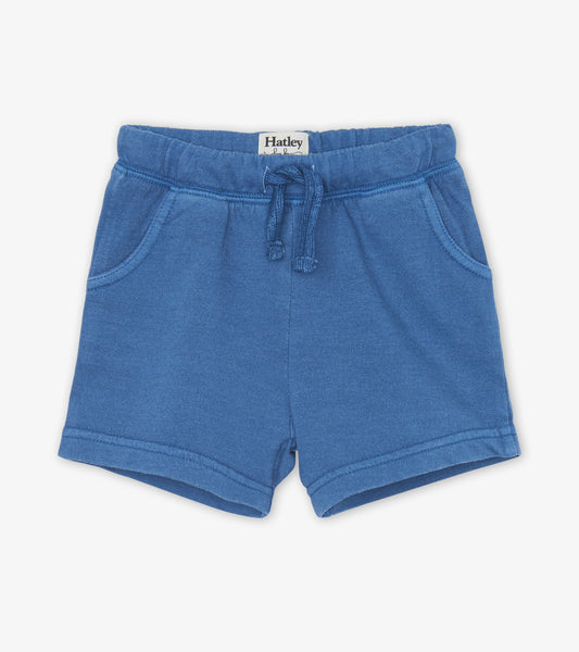 Hatley Moroccan Blue Cotton Shorts