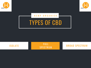 The Forms of CBD