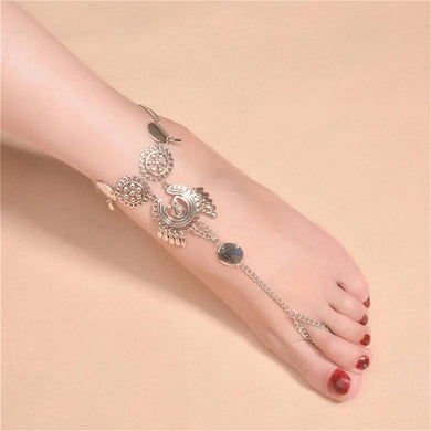 Cleo Anklet - Feminarum Jewelry