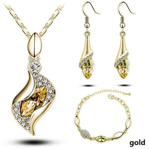 Gold Drops - Feminarum Jewelry