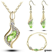 Load image into Gallery viewer, Gold Drops - Feminarum Jewelry