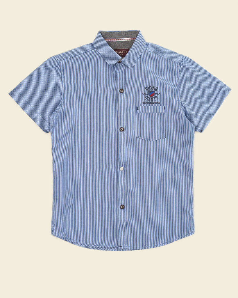 BOYS CASUAL SHIRT S-20