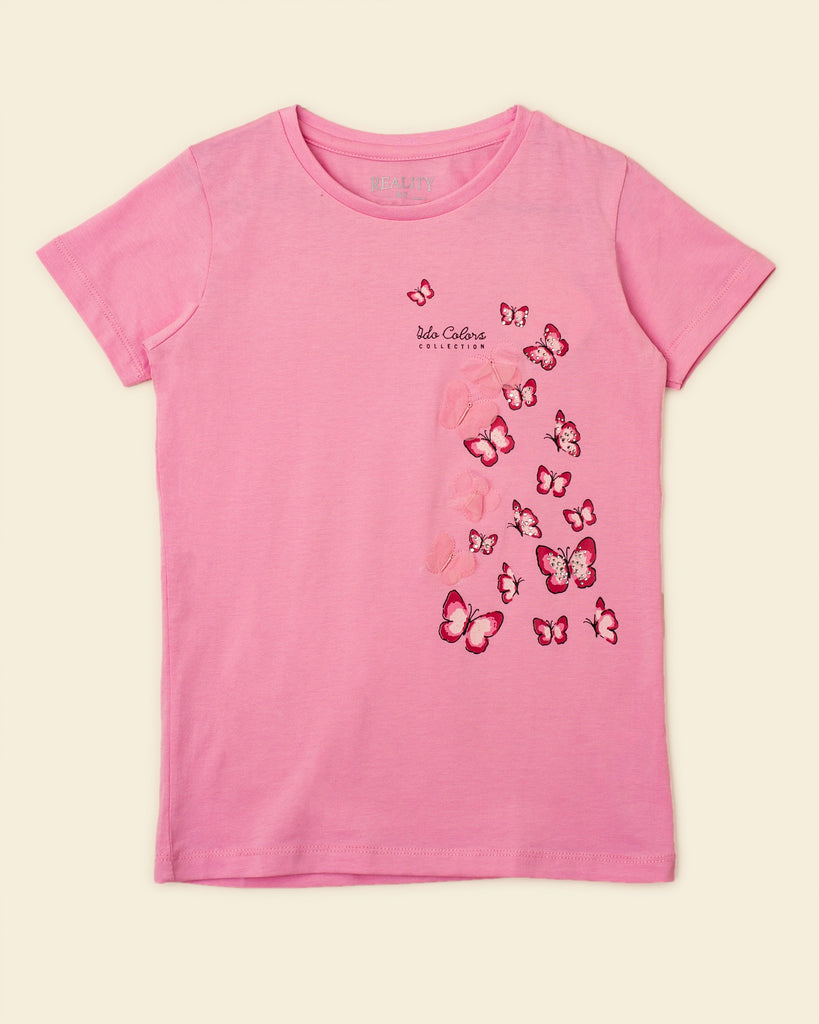 GIRLS T-SHIRT S-20