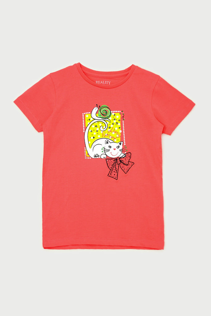 GIRLS T-SHIRT E-20
