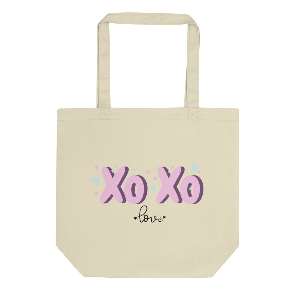 Hugs and kisses Eco Tote Bag