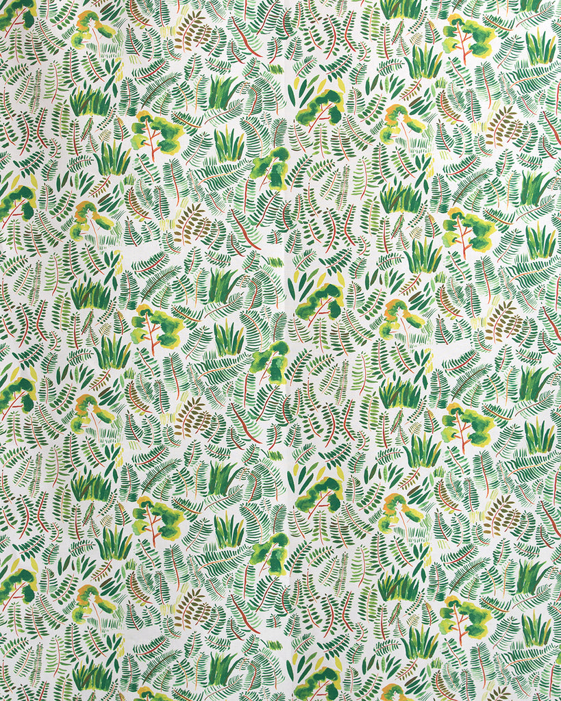 Burma - Indian Holly Fabric