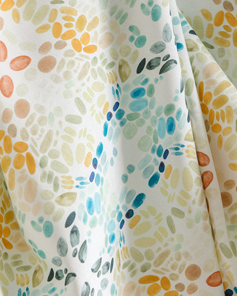 Painted Lady - Sea Sage Fabric