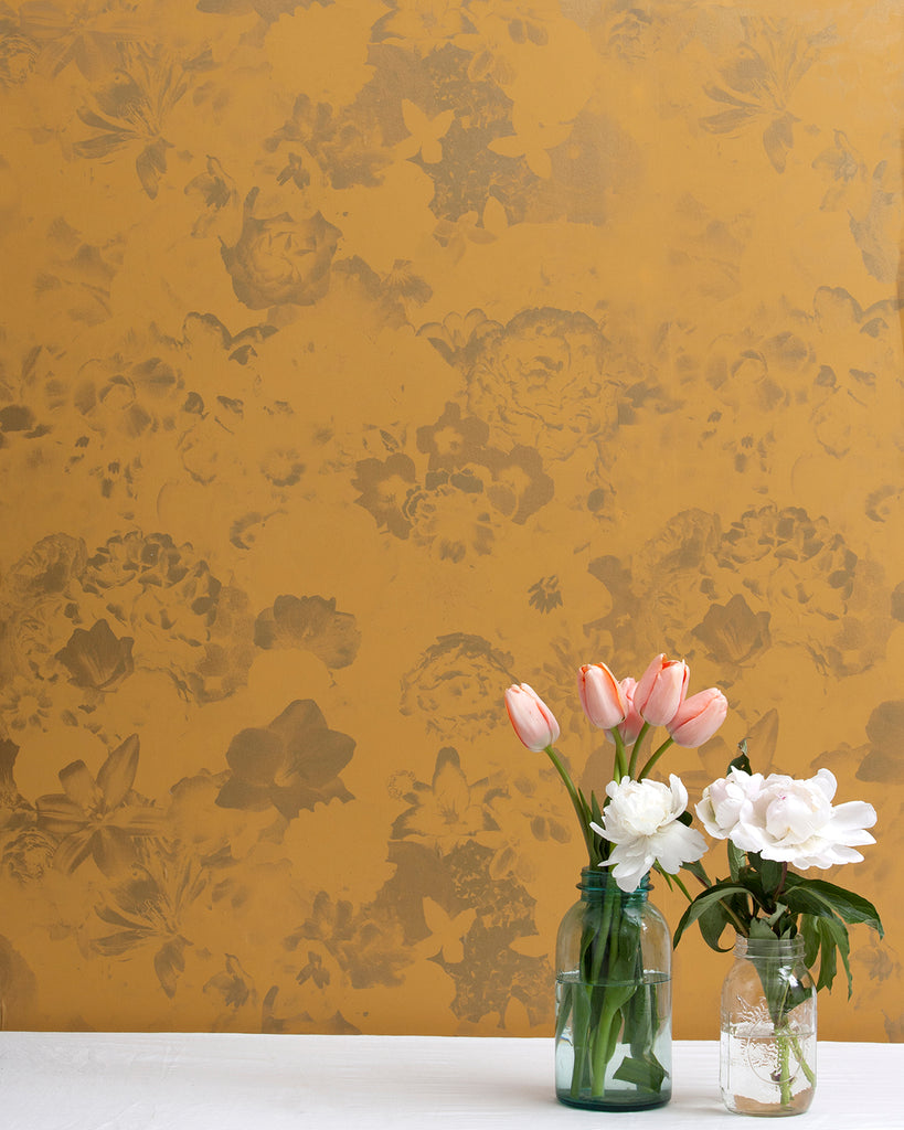 Full Bloom - Asiatic Wallpaper