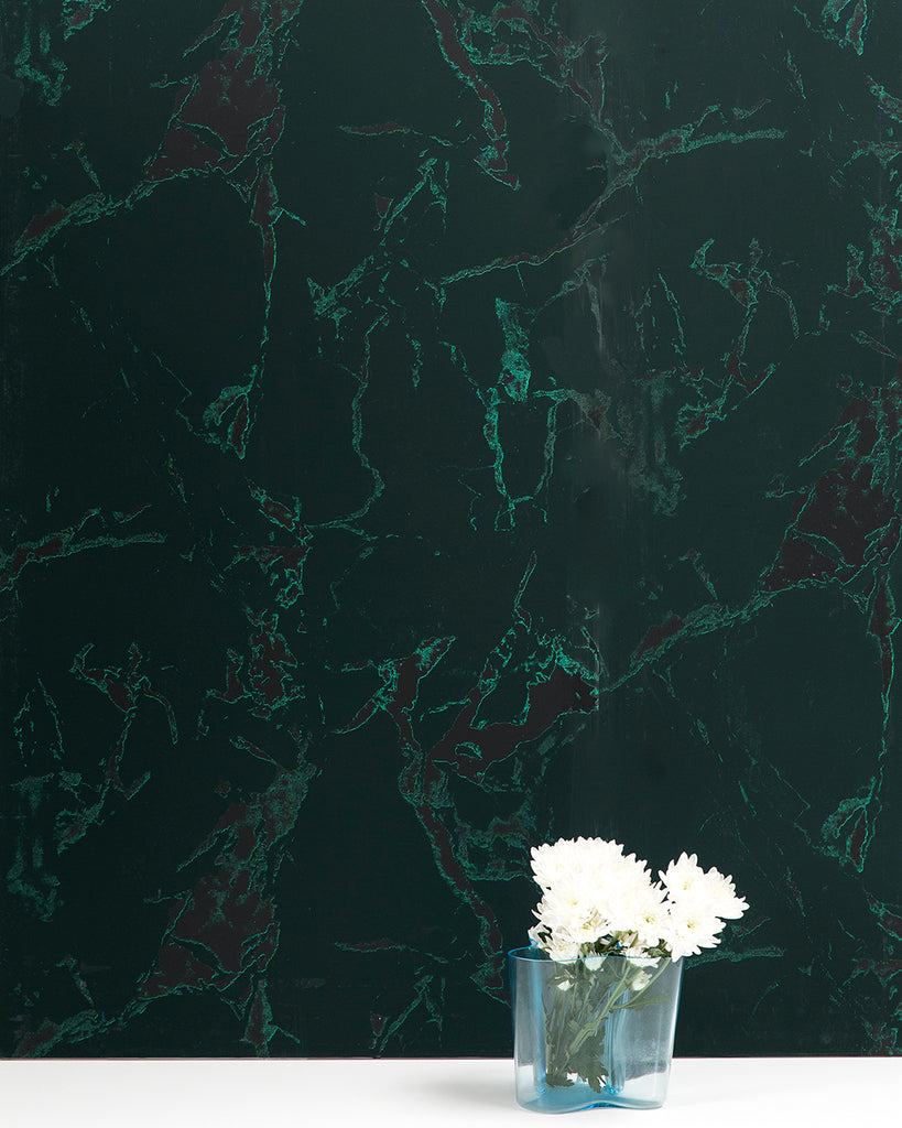 Levante - Empress Green Wallpaper