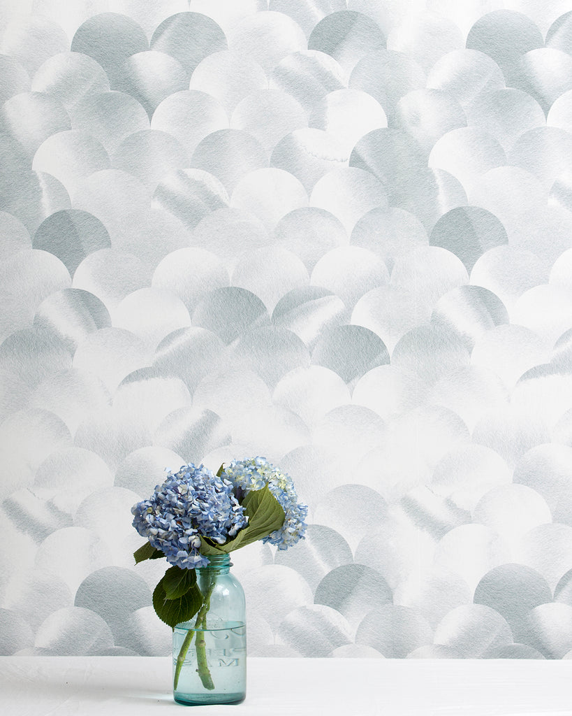 Finisterra - Silver Birch Wallpaper