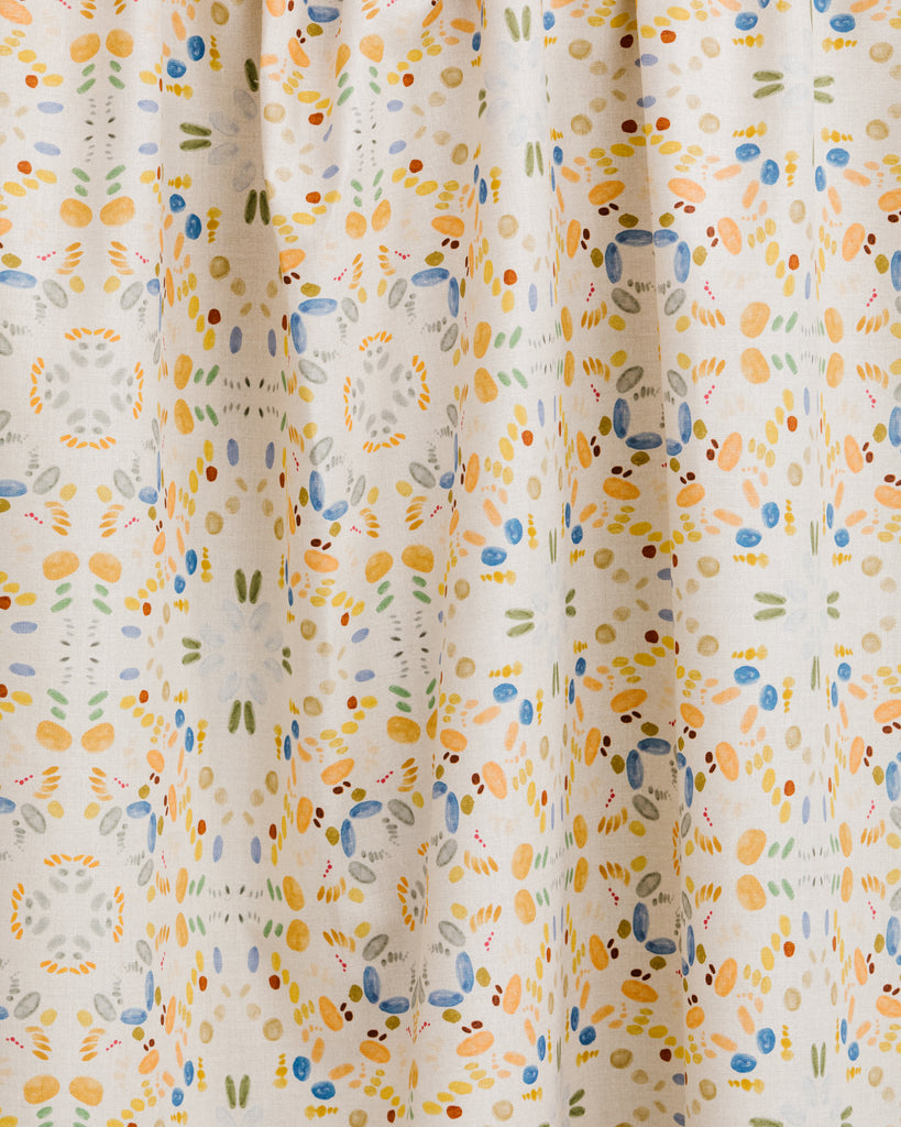 Monarch - Flax Fabric