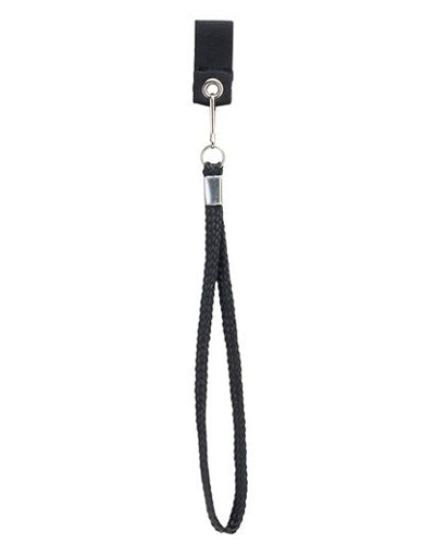 Braided Cane Strap in Black or Brown