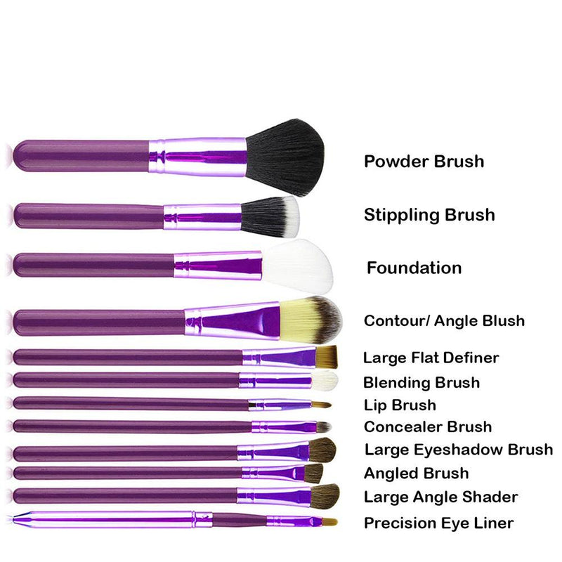 Makeup Brush Styles