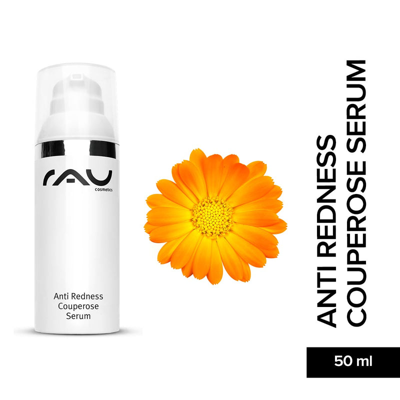 RAU Anti Redness Couperose Serum 50 ml – sérum proti kuperóze, rozacei a červeným žilkám