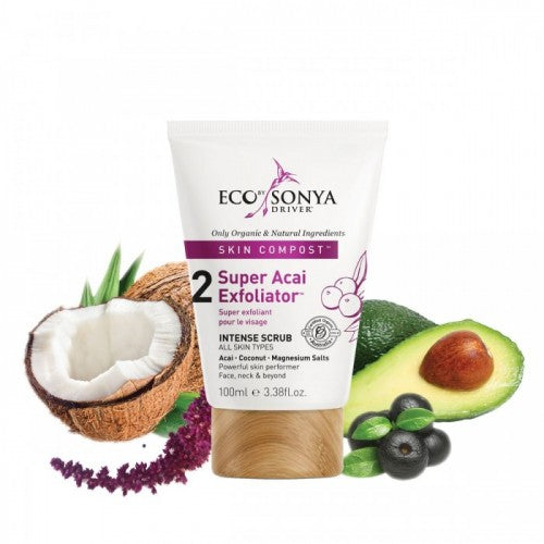 Eco by Sonya - Acai Exfoliator 100ml