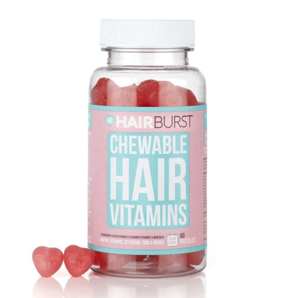 Hairburst - Hair Vitamins - Srdiečka